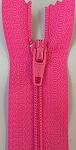 HOT PINK #3 Finished Zipper