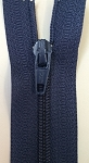 NAVY #3 Finished Zipper