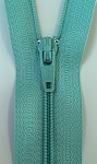 TEAL #3 Finished Zipper