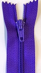 PURPLE #3 Finished Zipper