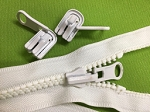 Longarm Leader Zippers - 114