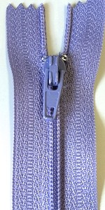 GRAYED PERIWINKLE #3 Finished Zip