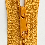 Bright Gold Long Pull for #3 Coil Zipper