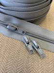 Medium Gray Upholstery - 25 yds + 35 pulls