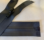 #5 Coil Water Resistant Separating Zipper