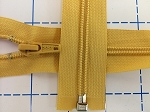 Light Gold #5 Coil Separating Zipper