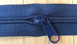 NAVY Long Pull for #5 NYLON Zipper