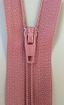DUSTY PINK #3 Finished Zipper