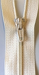 IVORY #3 Finished Zipper
