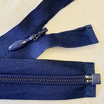 Navy #6 SEPARATING Invisible Zippers - 24,30,42