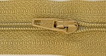 New Gold or TA007 #3 Coil Standard Zipper Yardage
