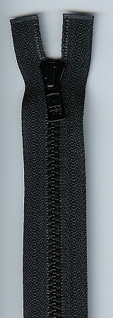 "BLACK 110"" Sleeping Bag Zipper"