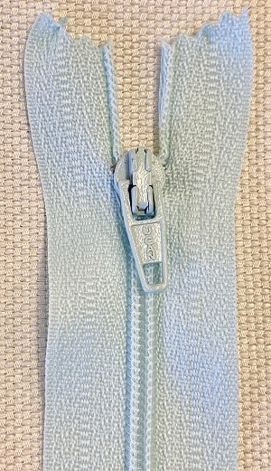 Light Aqua #3 Coil All Purpose Zipper