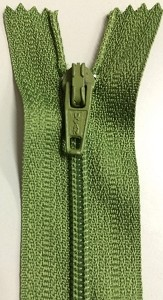 SPRING GREEN #3 Finished Zipper