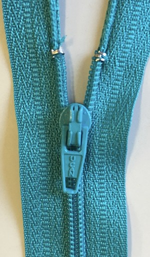 Bright Turquoise #3 Coil Craft/Apparel Zipper